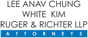 Lee Anav Chung White Ruger & Richter LLP